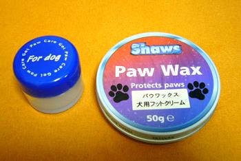 PAW WAX & GEL